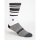STANCE Secret Mens Crew Socks