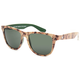 BLUE CROWN Leafy Print Sunglasses