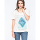 ROXY Diamond Daze Womens Tee