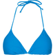 FULL TILT Solid Triangle Bikini Top