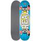 REAL SKATEBOARDS Slugger Mini Complete Skateboard