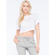 BILLABONG Essential Crop Tee