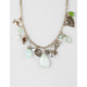 FULL TILT Boho Short Charm Necklace