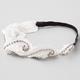 FULL TILT Rhinestone/Pearl Mesh Headwrap