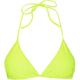 FULL TILT Solid Triangle Bikini Top