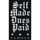 FAMOUS STARS & STRAPS Self Made Sticker