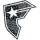 FAMOUS STARS & STRAPS Paisley Sticker