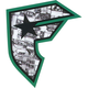 FAMOUS STARS & STRAPS Money Talks Sticker