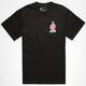 GIRL Rebel Mens T-Shirt