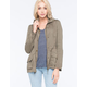 FULL TILT Rayon Womens Anorak Jacket