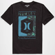 HURLEY Blockade Mens T-Shirt