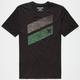 HURLEY Icon Slash Push Thru Mens T-Shirt