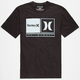 HURLEY Call It Mens T-Shirt