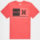 HURLEY Call It Mens T-Shirt