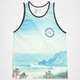 QUIKSILVER First Out Mens Tank