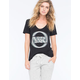YOUNG & RECKLESS Calibration Womens Boyfriend Tee