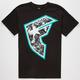 FAMOUS STARS & STRAPS Bloom BOH Mens T-Shirt