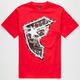 FAMOUS STARS & STRAPS Boom BOH Mens T-Shirt