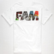 FAMOUS STARS & STRAPS Fill Up Mens T-Shirt
