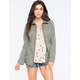 ASHLEY Rolled Sleeve Womens Anorak Jacket