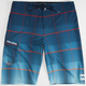 BILLABONG Platinum X All Day Plaid Mens Boardshorts