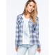 BILLABONG Out Of Bon Womens Flannel Shirt