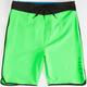 O'NEILL Hyperfreak Santa Cruz Scallop Mens Boardshorts