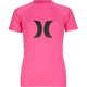 HURLEY Horizon Girls Rash Guard