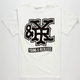 YOUNG & RECKLESS Honorable Discharge Mens T-Shirt