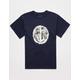 CAPTAIN FIN Tie Dye Shred Boys T-Shirt