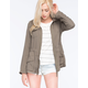 ASHLEY Hooded Womens Anorak Jacket