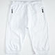 UNCLE RALPH Mens French Terry Jogger Shorts