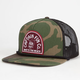 CAPTAIN FIN Bronzed Camp Mens Trucker Hat