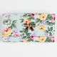 Floral Bow Wallet