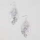 FULL TILT Filigree Chandelier Earrings