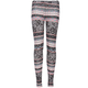FULL TILT Paisley Diamond Print Girls Leggings