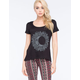 FULL TILT Mandala Hi Low Womens Tee