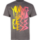 YOUNG & RECKLESS Lightning Mens T-Shirt