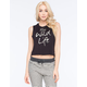 FULL TILT Wild Life Womens Muscle Tee