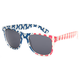 BLUE CROWN Tribal America Way Classic Sunglasses
