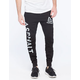 ASPHALT YACHT CLUB Mesh Logo Mens Sweatpants
