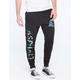 ASPHALT YACHT CLUB Tie Dye Logo Mens Sweatpants