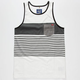 LOST Breaker Mens Pocket Tank