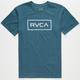RVCA Rectangle Mens T-Shirt