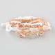FULL TILT 5 Piece Beach Friendship Bracelets