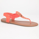 CELEBRITY NYC Chevron Womens Sandals