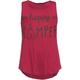 H.I.P. Happy Camper Girls Racerback Tank