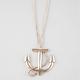 FULL TILT Anchor Pendant