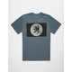RVCA Full Moon Mens T-Shirt