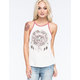 FULL TILT Thunderbird Feather Womens Tank